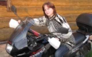 Мотоцикл чихает и не заводится
