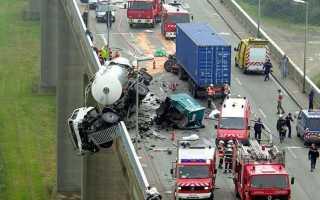 Фото аварий с летальным исходом