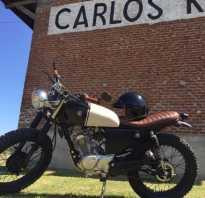 Как подобрать мотоцикл по росту