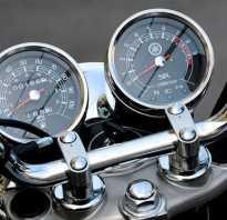 Установка тахометра на скутер