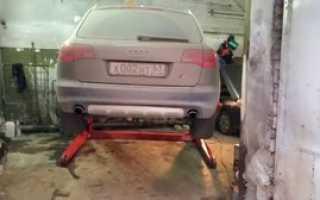 Подъемник автомобиля для гаража