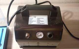 Мини компрессоры для аэрографа