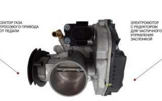 Мелкая вибрация на педали газа