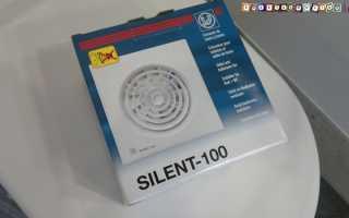 Как поменять вентилятор в ванной