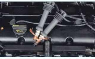 Катушка зажигания форд фокус 2