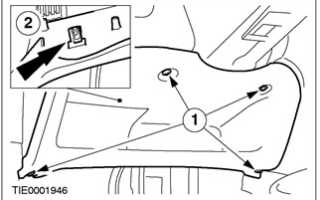 Как разобрать панель форд фокус 1