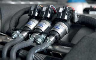 Форсунки на газовое оборудование
