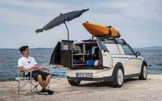 Легковой автомобиль для путешествий