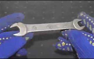 Ключ из цепи для откручивания