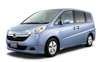 Хонда степвагон тест драйв видео