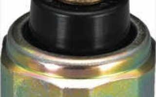 Киа рио 3 датчик давления масла