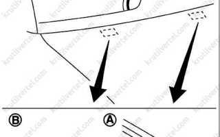 Как поменять дворники на ниссан жук