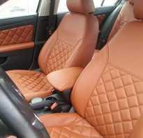 Чехлы из натуральной кожи для авто