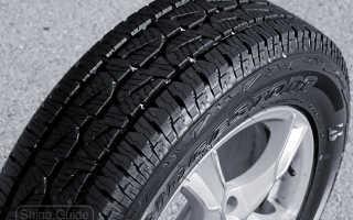 Тест шин для кроссоверов за рулем