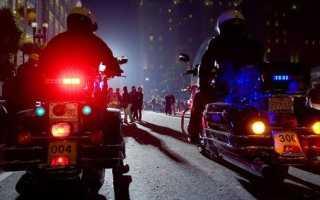 Стоп сигнал на кроссовый мотоцикл