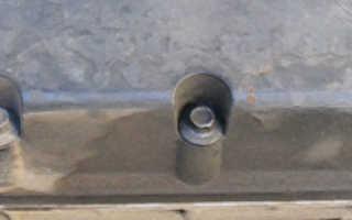 Кольцо клапанной крышки lacetti