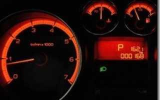 Как снять щиток приборов пежо 308