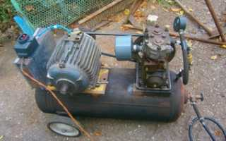 Мотор для воздушного компрессора