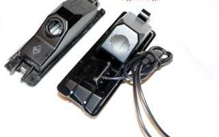 Камера заднего вида рено логан 2