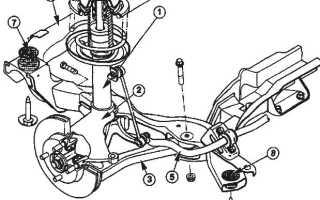 Передние рычаги форд мондео 4