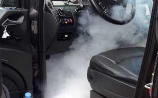 Как пользоваться сухим туманом