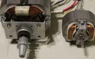 Как разобрать электромотор на медь