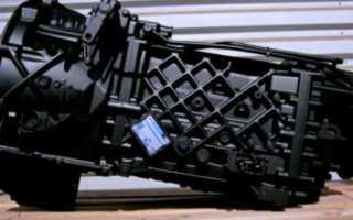 Коробка передач камаз евро 3